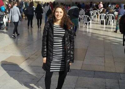 Erin Shama at Kotel (003)