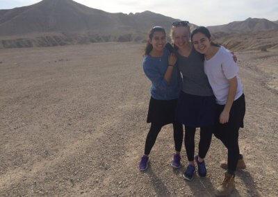 Hannah Kark Adina Lerner and Stephanie Rafael (002)