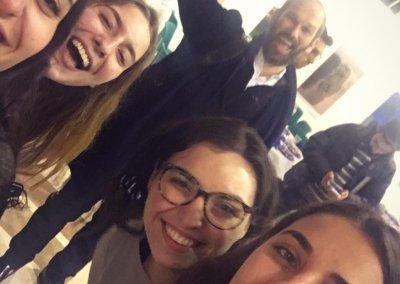 Yonatan Razel concert_pic with fellows Yonina Silverman_Yardena Sultan Reisler_ and Sarah Robinson (002)