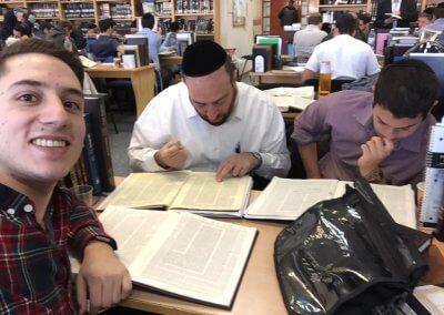 ilan atri in yeshivat torat shraga (002)