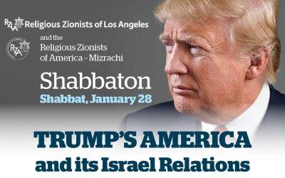 RZA Los Angeles Shabbaton January 27-28