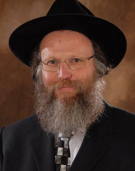 Parshat Yitro by Rav Yehoshua Mordechai Schmidt