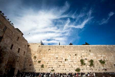 Message from Rabbi Gideon Shloush Erev Yom Yerushalayim 2017